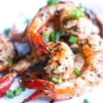 "Grilled ""Piri Piri"" Shrimp"