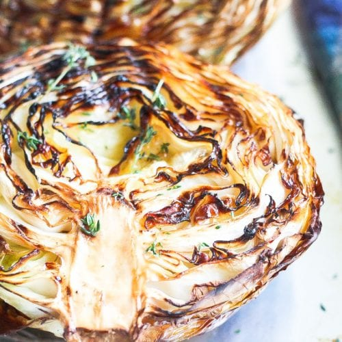 """Get It Ready, Ready"" whole smoked cabbage recipe"