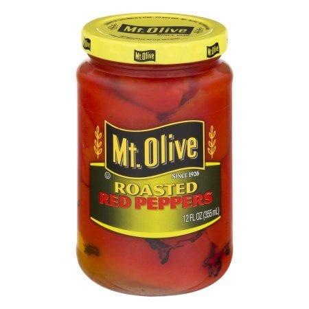 red pepper in a jar