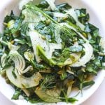 """Star of the Story"" Quick and Healthy Pear and Fennel Salad With Collards"